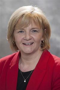 Councillor Jenny Laing, Leader of the Council