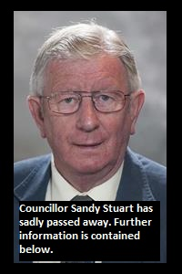 Councillor Sandy Stuart